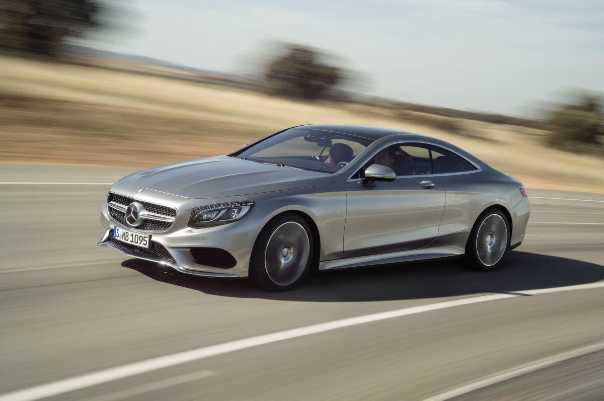 the s550 mercedes offered to american customers comes with all wheel drive and a 47 liter v8 biturbo engine under the hood — Chkhorotsku,Ge