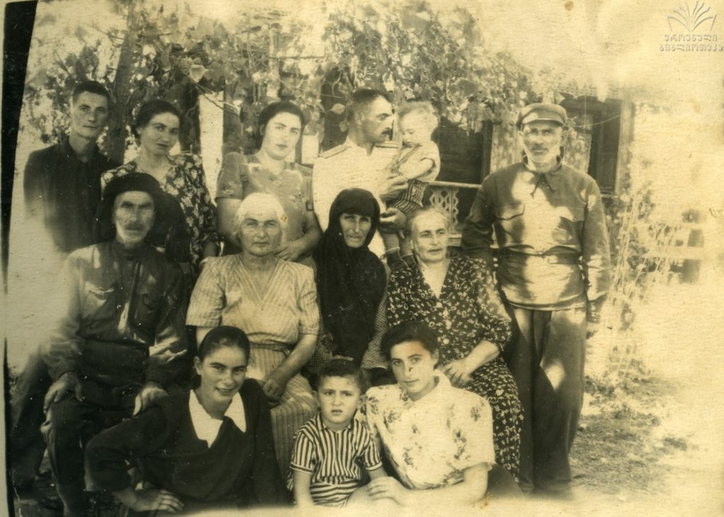 Mebonia 58 — Chkhorotsku,Ge