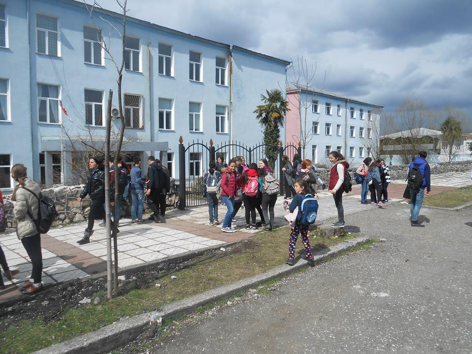 55 — Chkhorotsku,Ge