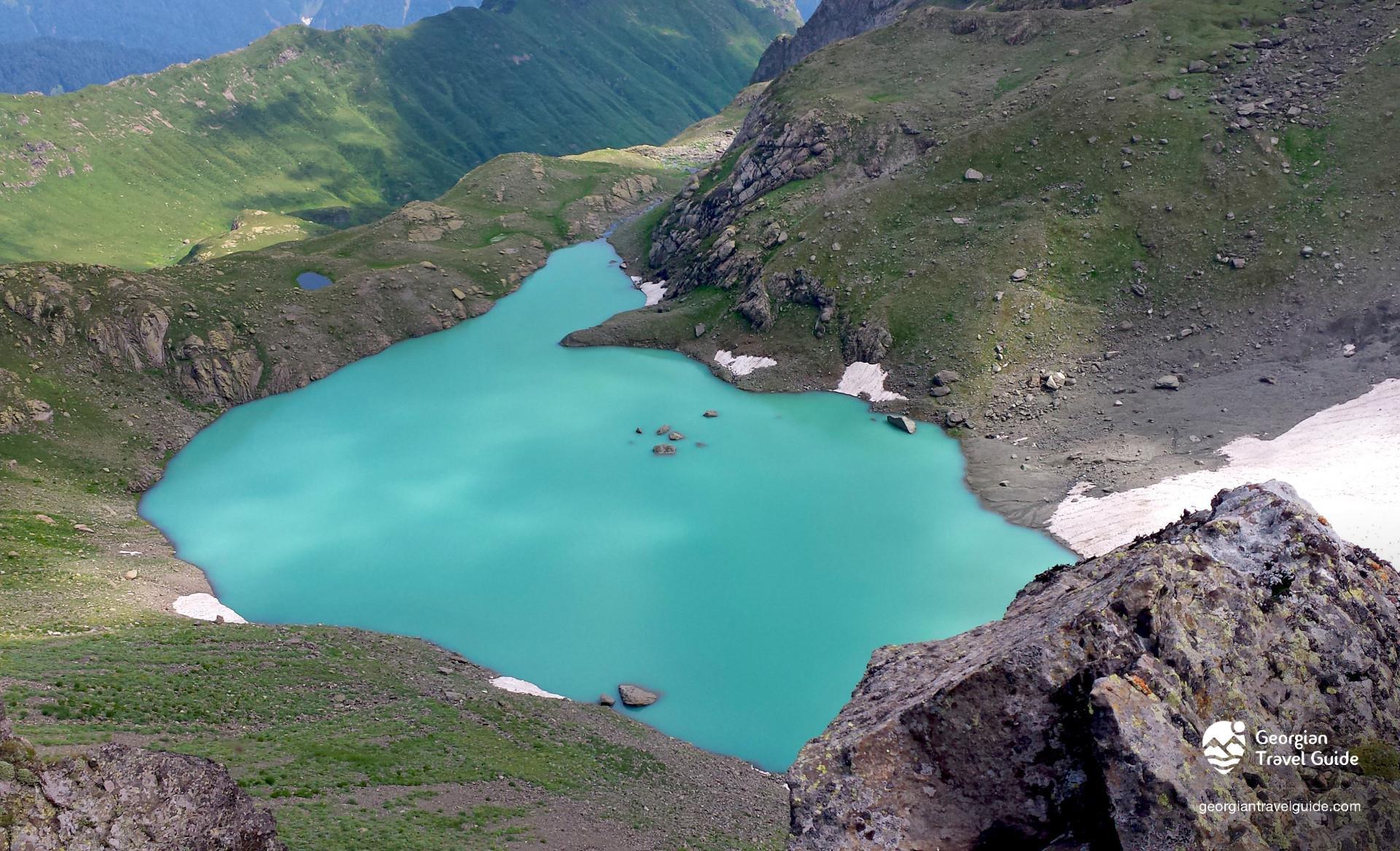 tsakartsqarish tobas tba tsakartsqalish toba lake — Chkhorotsku,Ge