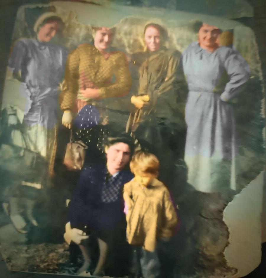 improved photo 2 Colorized — Chkhorotsku,Ge