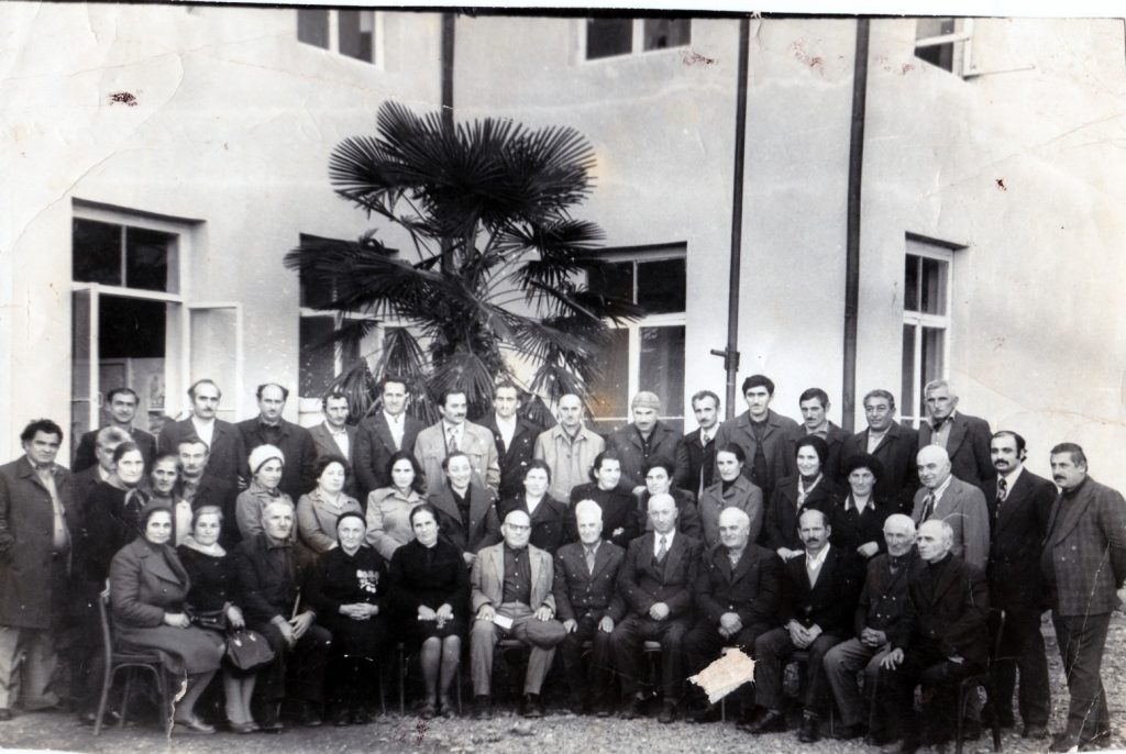 khabumeschool058 — Chkhorotsku,Ge