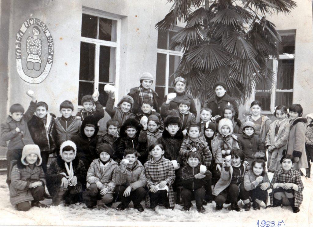 khabumeschool112 — Chkhorotsku,Ge