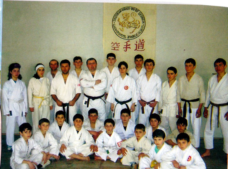 khabumeschool142 — Chkhorotsku,Ge