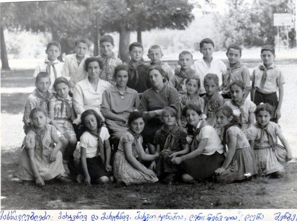 khabumeschool146 — Chkhorotsku,Ge