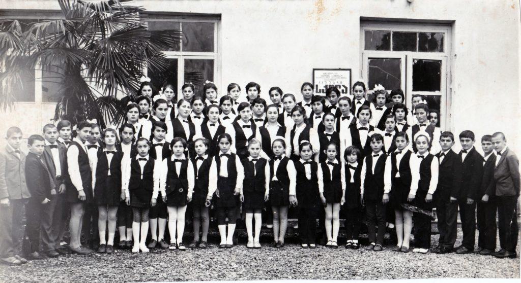 khabumeschool153 — Chkhorotsku,Ge