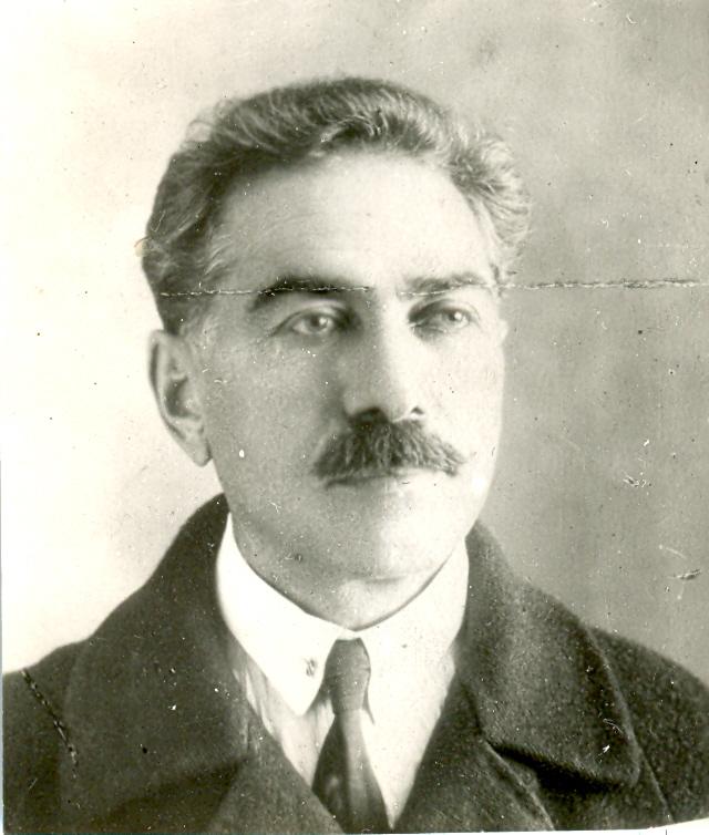შენგელია 1874 1937 — Chkhorotsku,Ge